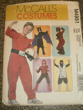 Child  Superhero  Costume  Pattern    size  3  to  6