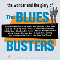 """The Blues Busters : The Wonder and Glory of the Blues Busters VINYL 12"""" Album"""