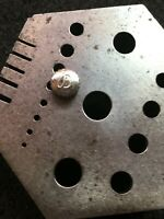 Breitling  Steel Crown Chronograph Diametre 6.20 Mm Navitimer