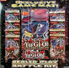 Yugioh Sealed Play Battle Kit Box Exclusive Play Mat Factory Sealed