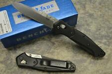 NEW Benchmade 940-2 Osborne AXIS Lock Knife w/ Black G10 Handle & S30V Blade