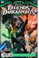 Death Metal Legends of the Dark Knights 1 NM 1st Robin King 1st Print DC Comics