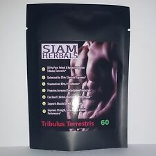 TRIBULUS STRONG ANABOLIC ADVANCED TESTOSTERONE BOOSTER MUSCLE GROWTH & STRENGTH