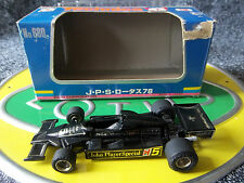 Lotus 78 Technica 3 JPS Mario Andretti Eidai Grip John Player Special Mint Boxed