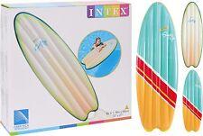 Intex gonflable Géant Lilo PISCINE PLAGE VACANCES Nouveauté Planche de surf