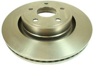 Disc Brake Rotor-Performance Plus Brake Rotor Front Tru Star 491055