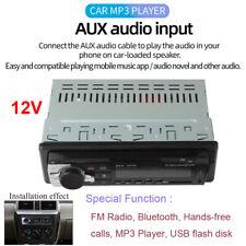 Retro Car In-Dash Bluetooth2.0 FM/SD/USB/AUX Input Radio Audio Stereo MP3 Player