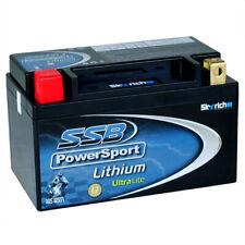 SSB Powersport Lithium Battery 12V Ultralight LFP14H-BS ATV DIRTBIKE ROADBIKE