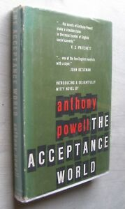 Anthony Powell The Acceptance World  US 1st edition 1955