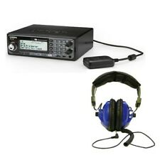 Uniden Bearcat BCD536HP with Universal Headset Kit Bearcat BCD536HP with