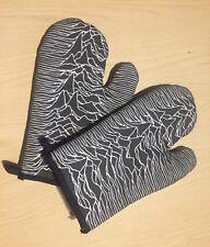 Joy Division Oven Gloves - Brand New, Pair