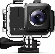 Apeman trawo Action Kamera 4k 30fps 20mp WiFi Kamera IPS HD Screen Unterwasser 2