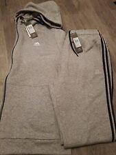 Adidas Full grey Tracksuit Size XXL