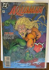 Aquaman #2 (1994) Dc Comics Peter David Loses Hand 1St Printing Vf/Nm 9.0