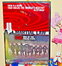 Martial Law 911 The Rise of the Police State Dvd Alex Jones Infowars.com