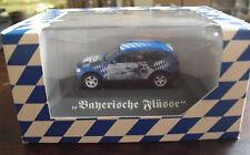 Herpa HO 1/87 Bayern Edition 2009 Banerische Flusse BMW NIP