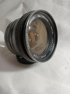 YASHICA AUTO YASHIKOR 28MM 1:2.8 Wide Angle MF Lens