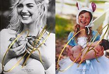 CR FASHION BOOK Magazine #1 Kate Upton,Bruce Weber Carine Roitfeld Lara Stone