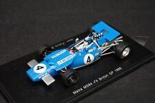 1:43 Spark S1608 Matra MS84 British GP J.P.Beltoise 1969 #4 model cars