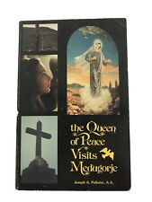 The Queen of Peace Visits Medugorje  Joseph A. Pelletier 1986 PB