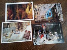 More details for 4 x postcards, st michael's cave, gibraltar, (unused)