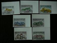 1985  100 Jahre Motorrad    Mi.:   3798  -  3804    B   Postfrisch