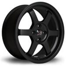 CORRADO Rota Grid alloy Wheel 16x7, Black, Mk2 Golf/Corrado - WC601R007B