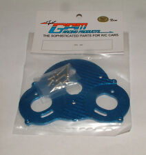 E-MAXX GPM BLUE ALUMINUM MOTOR PLATE MODEL 3906 EMX1018