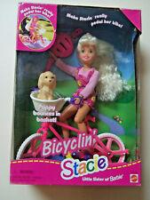 Bicyclin' Stacie, 1996, NRFB, #16734