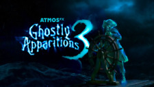 Ghostly Apparitions 3 AtmosFx Projection Halloween Decoration 2020 🎃