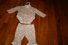 Icky Baby 3-6 month girls outfit    CUTE!