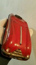 VINTAGE RACE CAR TOY METAL FRICTION 50's RUSSIA CCCP CONVERTABLE SEDAN USSR USSR