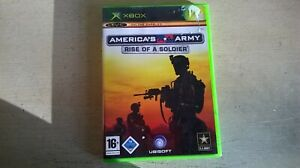 AMERICA'S ARMY : RISE OF A SOLDIER - XBOX GAME / +XBOX 360 - ORIGINAL & COMPLETE