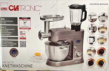 CLATRONIC KM 3674 Küchenmaschine Knetmaschine FLEISCHWOLF