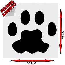 Sticker Adesivo Decal Gatto Cat Pet Animale Animal Footprint Auto Moto Tuning