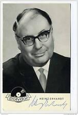 Heinz Erhardt ++ deutscher Komiker ++ Schauspiel-Legende ++ Autogramm Autograph