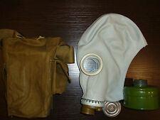 #m* Size Medium Gas Mask Radiation Gp-5 Russian Ussr Soviet Civilian Respirator