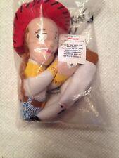 Kelloggs Walt Disney Mini Bean NIP Jessie Cowgirl 2001 Collectible Plush
