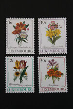 Timbres / Stamp LUXEMBOURG Yvert et Tellier n°1140 à 1143 NSG (cyn10)