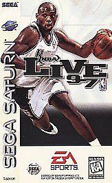 SEGA SATURN - NBA Live 97