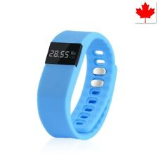 TW64 Fitness Tracker Smartband Smartwatch - CANADA - Black Color