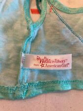 Wellie Wisher doll pajama set and My Brittany's long sleeve shirt and pants set