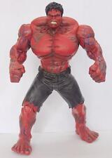 "Marvel's The Avengers Red Hulk 10"" PVC Action Figure Toy Gift"