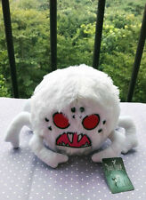 1PCS Don't Starve Shadow The Caw White Spider Soft Plush Toy Stuffed Doll
