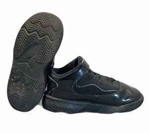 Jordan Max Aura 2 Toddlers Shoes Size 9c Black CN8096-005-Excellent Condition