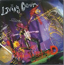 LOVE REARS ITS UGLY HEAD  soul power mix - LP version -- LIVING COLOUR