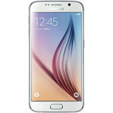 Samsung Galaxy S6 SM-G920V - 32GB Verizon Unlocked 4G Octa-core White Phone AU