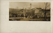 Erster Weltkrieg (1914-18) Architektur/Bauwerk Ansichtskarten aus Italien