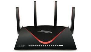 Nighthawk Pro Gaming (XR700) WiFi with 6 Ethernet Ports and Wireless up  7.2gb