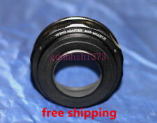 High-quality M58 to M42 Lens Adjustable Focusing Helicoid adapter 17mm~31mm